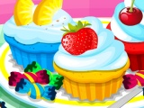 Cooking colorful c...