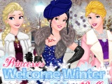 Princesses Welcome...