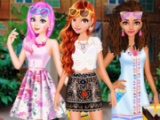 Summer Short Skirts Dress Up