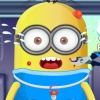 Baby Minion at the...