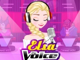 Elsa The Voice Bli...