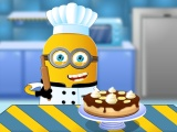 Minion cooking Ban...