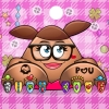 Pou Girl Great Man...