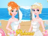 Princess Bridemaid Makeover