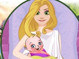 Rapunzel Birth Sur...