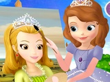 Sofia the painter